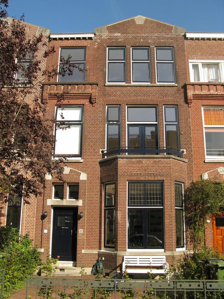 Keuken Renovatie Rotterdam : Verbouwing herenhuis Rotterdam – Boks architectuur