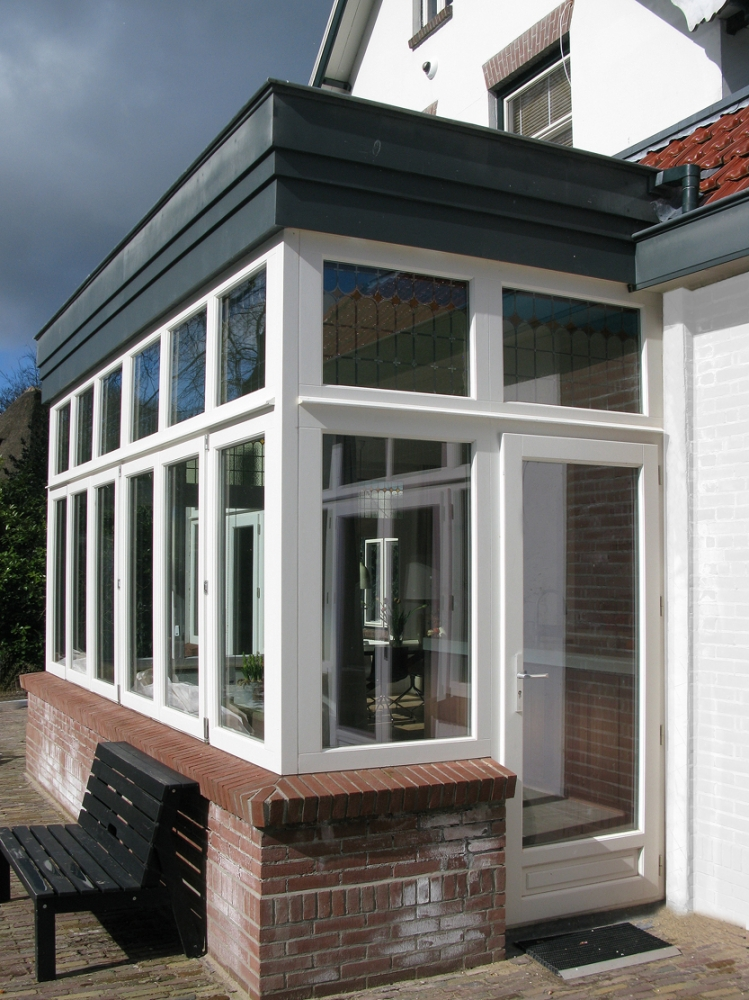 Open uitbouw keuken - Architectuur renovatie ...