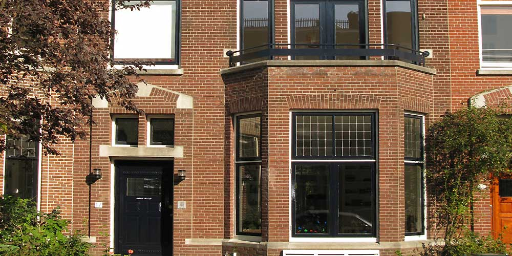 verbouwing herenhuis Rotterdam