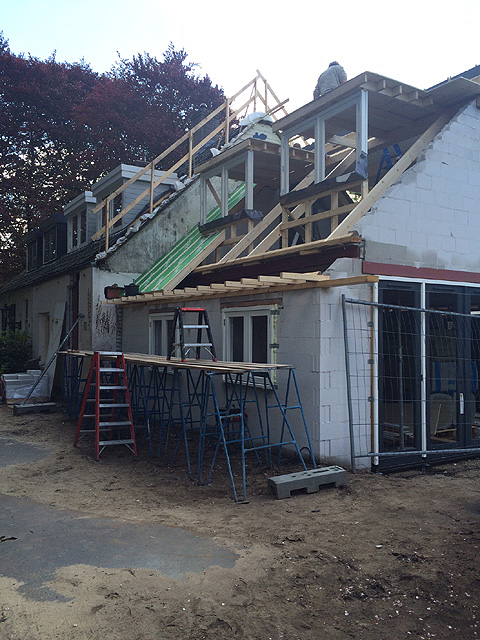 aanbouw dakkapellen