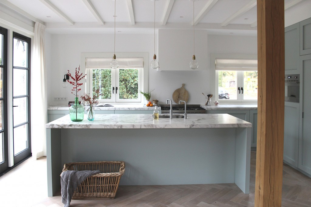 Moderne keuken boerderij ~ consenza for .