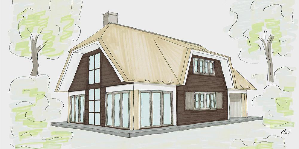 niewbouw villa