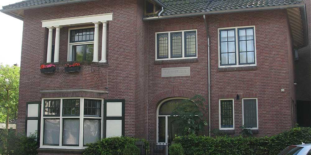 renovatie villa Utrecht